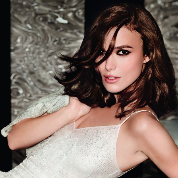 Keira Knightley's Third New Coco Mademoiselle adv