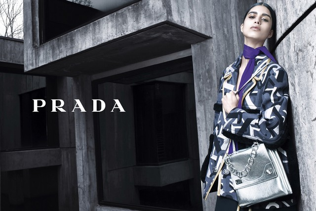 Prada Fall 2015 Women's Ad Campaign