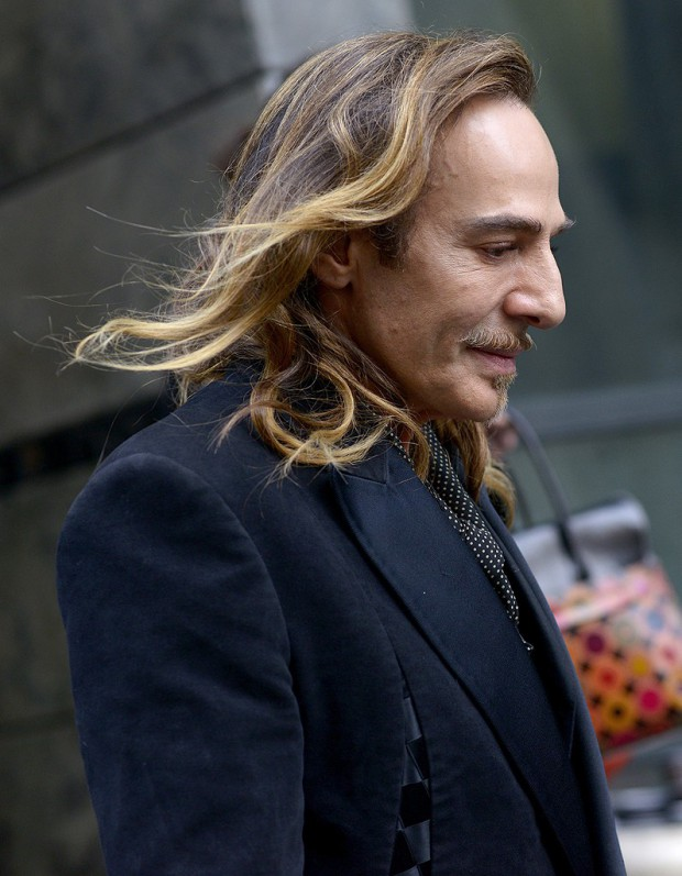 John Galliano is Back for Maison Martin Margiela