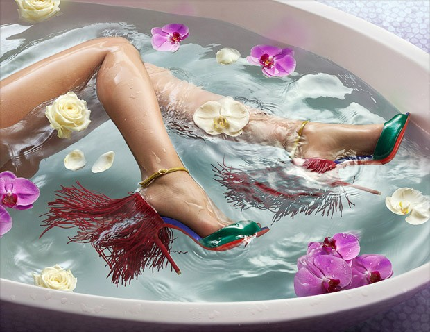 Christian Louboutin Amazing Spring 2015 Lookbook