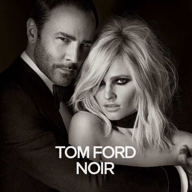 New Fragrances Ads for Prada and Tom Ford