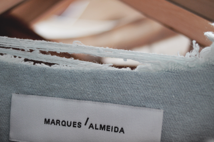 And LVMH Prize Goes To... Marques'Almeida