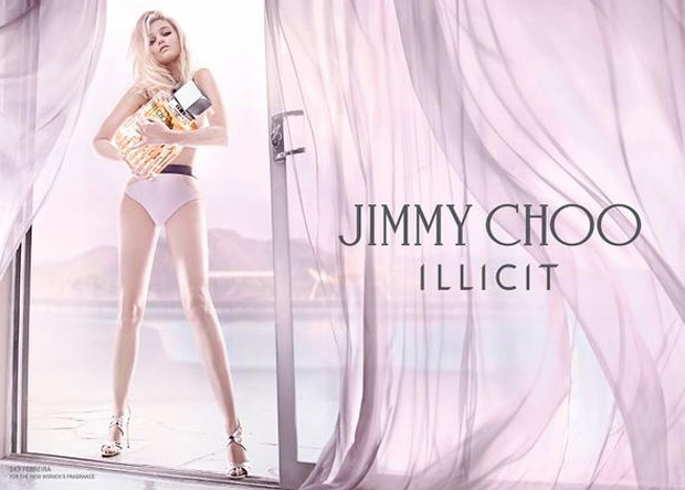 Sky-Ferreira-Jimmy-Choo-Illicit-Fragrance