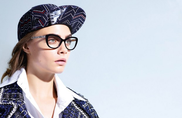Cara for Chanel