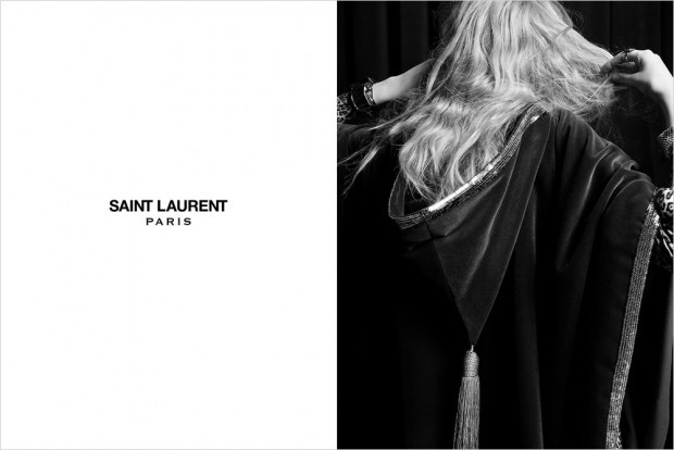 Saint Laurent FW16-17 Ad