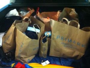 Shopping Erfolge