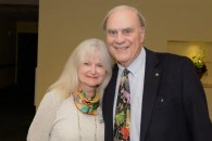 Roy Lave and Ruth Patrick
