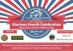 Help support Glorious Fourth