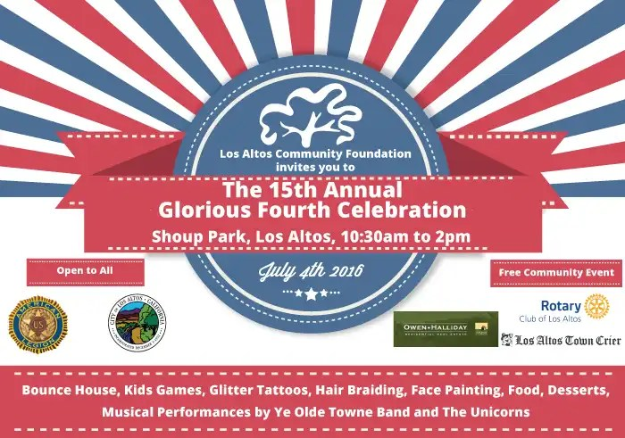 Glorious Fourth Shoup Park July fourth
