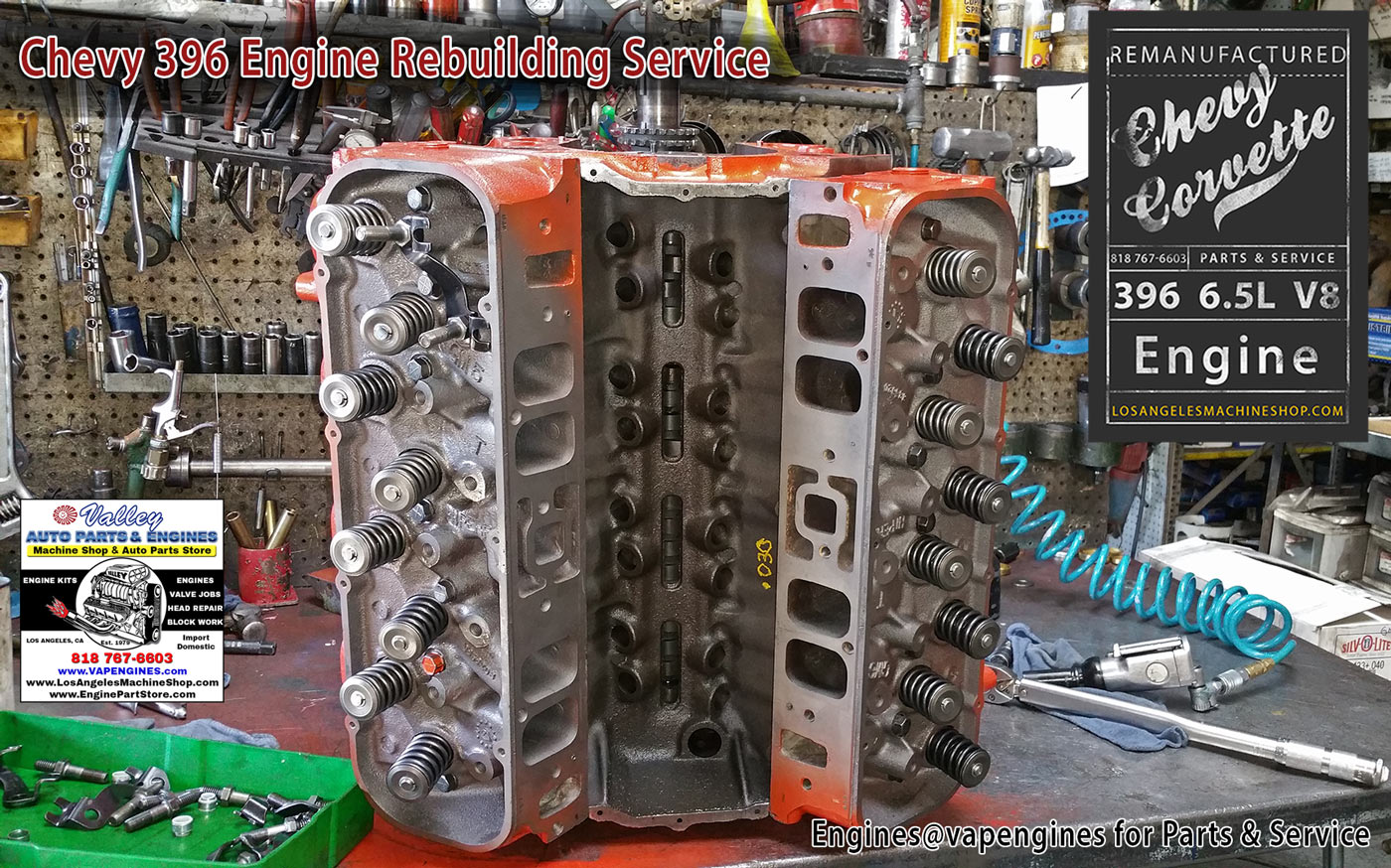 machine shop for engines