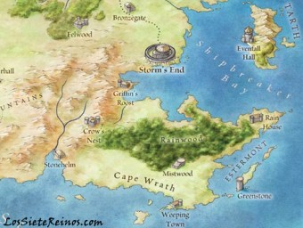 Tierras de la Tormenta - The Lands of Ice and Fire