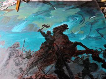 6- Tyrion a caballo (16nov)