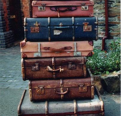 valigia delle vacanze