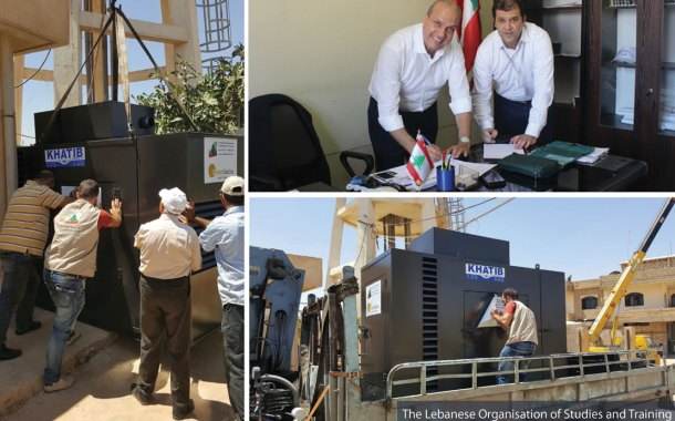 LDO Is Supporting Municipalities; An Electric Generator Can Secure Water for Talya
