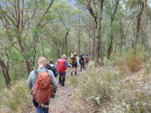 Bushwalking/Hiking Etiquette or How to make friends in the Bush (The Unofficial List!)