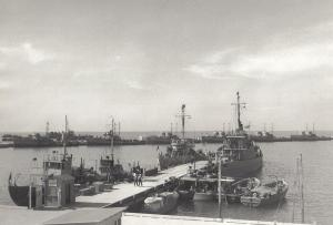 Naval Operating Base - Key West Florida - 1944