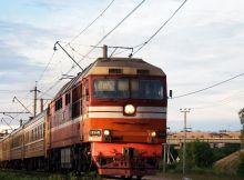 vlak putovanje u 2015