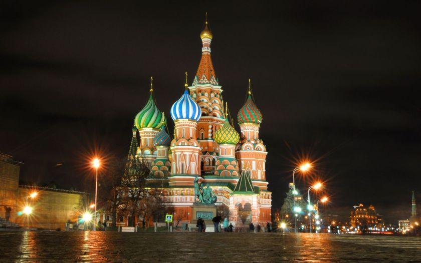 Credits: Moskva by Tovovan/123RF