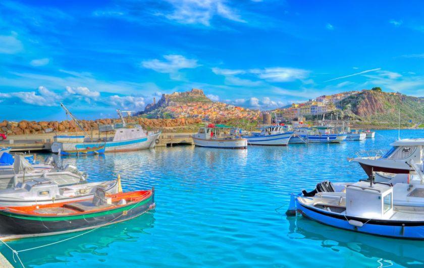 Credits: Alkanc/Sardinia/123RF