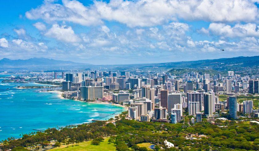 Credits: Hawaii by Lorcel/123RF