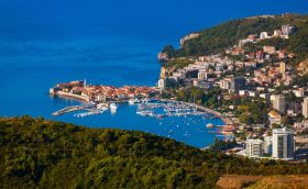 credits. Budva by Violin/ can stock photo