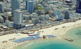 Tel Aviv by Lucidwaters(can stock photo