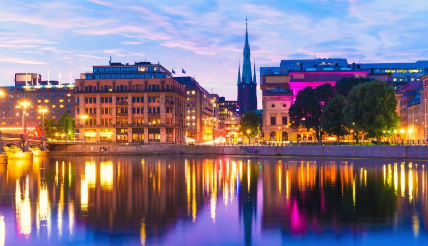 credits: Stockholm by scanrail/can stock photo
