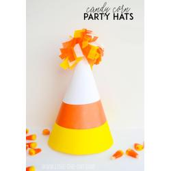 Fabulous Using Hashtag Kidshalloween Kids Halloween Party Candy Corn Party Hats As If You Use A Love Day Printable Or Take A Photo Andtag Me On Social Media