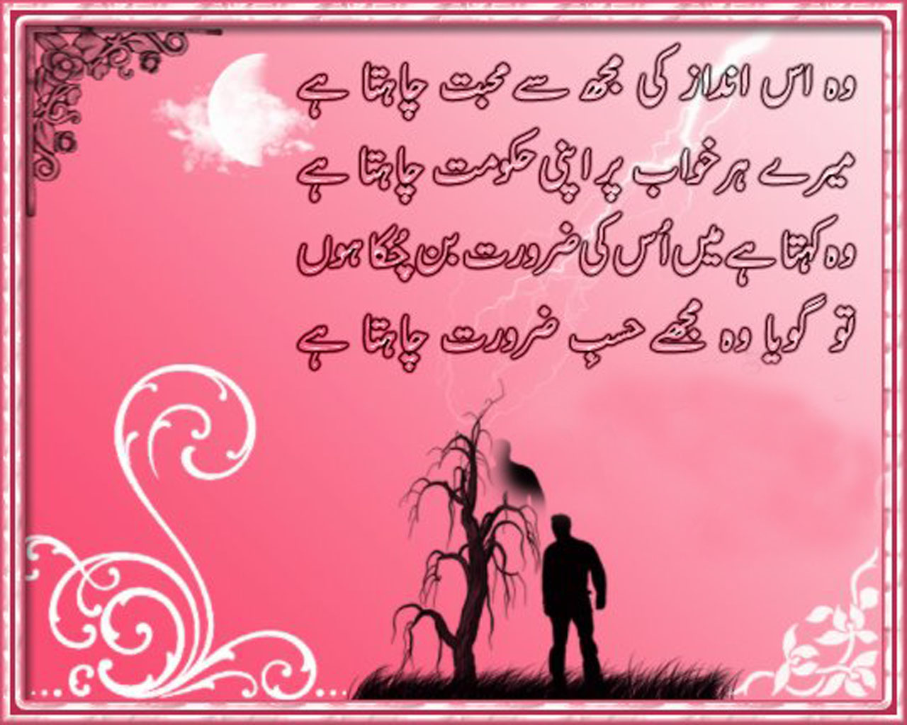Sad Poetry in Urdu - Sad Urdu Shayari Sms | PoemsUrdu.com