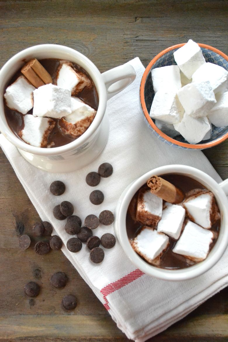 Perfect Hot Chocolate - Love & Food ForEva