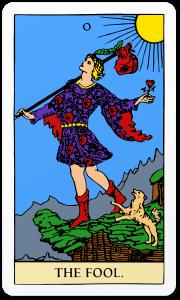 Tarot-fool