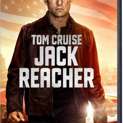 Jack Reacher DVD only $14.99