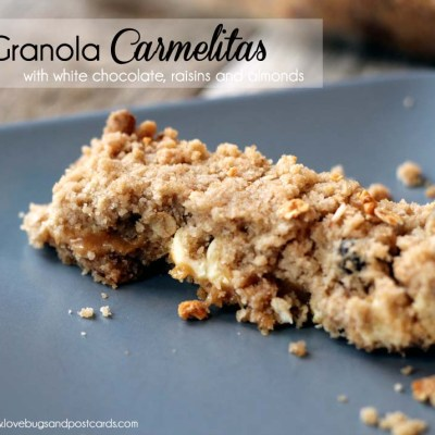Granola Carmelita Recipe