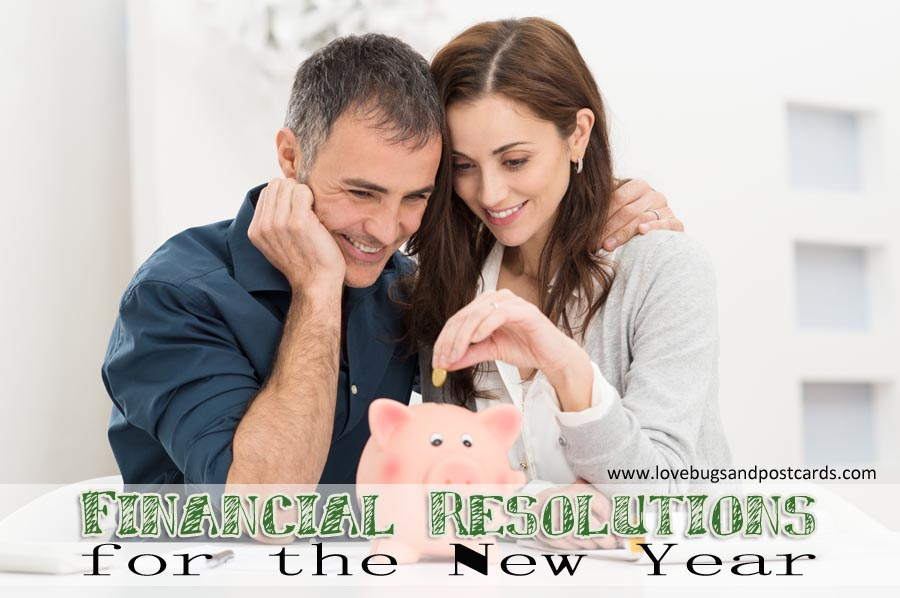 Financial Resolutions for the New Year