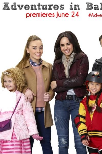 Disney's Adventures in Babysitting premieres June 24 #AdventuresinBabysitting #CaptainAmericaEvent