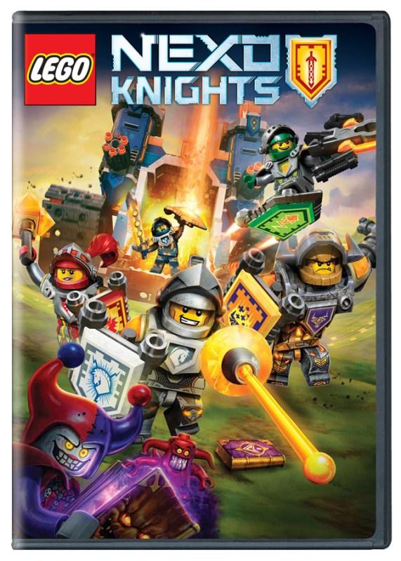 LEGO Nexo Knights – Season 1 on DVD
