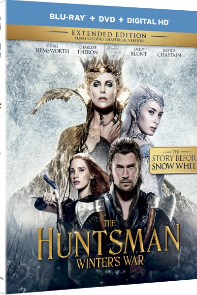 The Huntsman: Winter's War out today!
