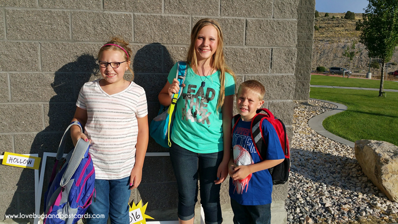 Our (Back to School) Daily Routine changes