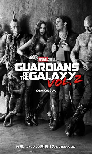 Marvel Studios' GUARDIANS OF THE GALAXY  VOL. 2! Sneak Peak Video + new poster #GotGVol2