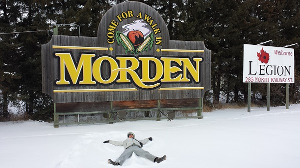 Welcome to Morden