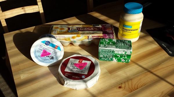 Молочные продукты в Канаде