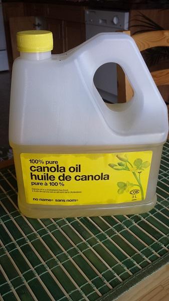 Canola oil - что это такое и с чем его едят?