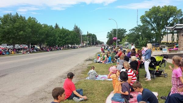 Manitoba Sunflower Festival