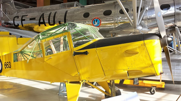 Aviation museum in Winnipeg (7)
