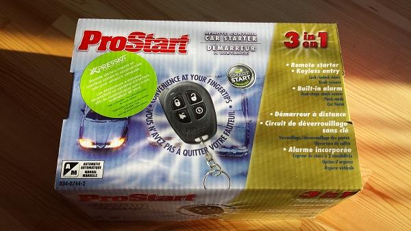 Remote start (2)
