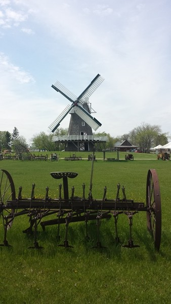 Mennonite Heritage village
