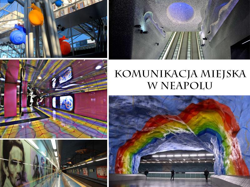 Jak i czym poruszać się po Neapolu i okolicach? || Komunikacja miejska i podmiejska, trasy i bilety
