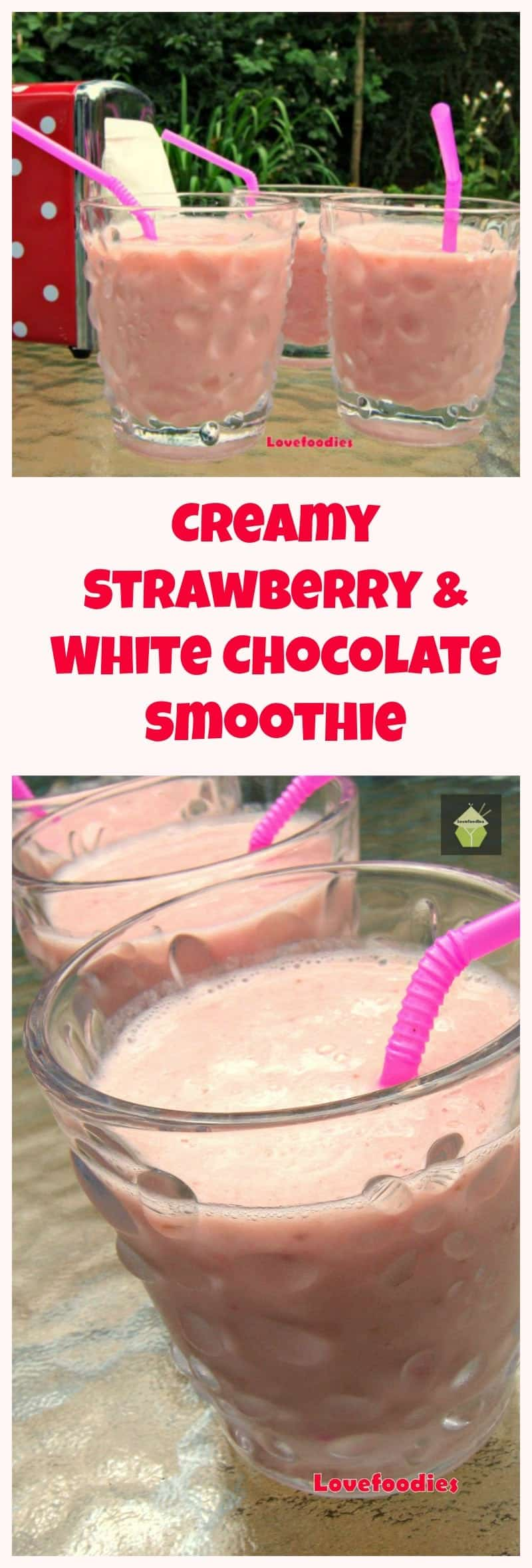 ... creamy banana and strawberry smoothie creamy honey banana smoothie