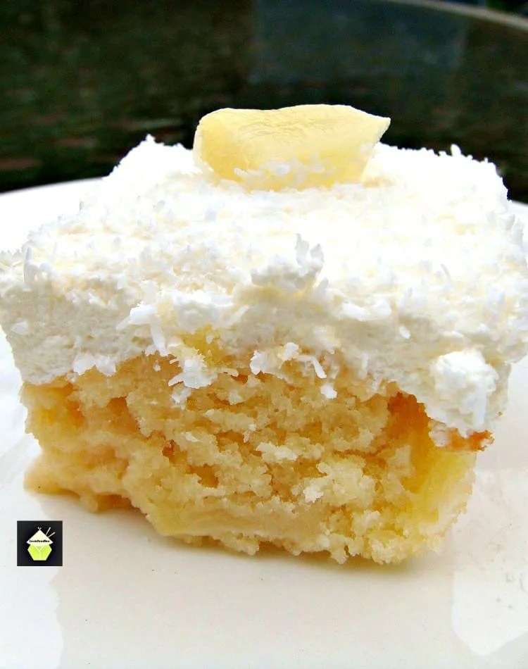 How To Make A Pineapple Coconut Cake From Scratch