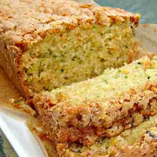 Super Moist Zucchini Bread. A wonderful soft, loaf cake perfect with a cup of tea!
